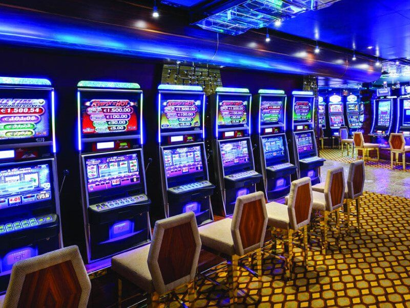 Casino du bateau de croisière Costa Diadema