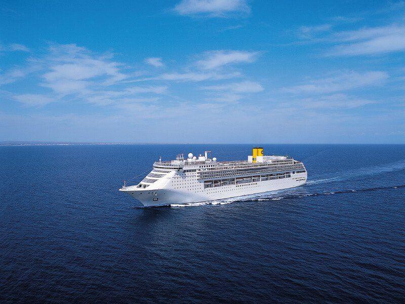 Photo de profil du bateau de croisière Costa Victoria