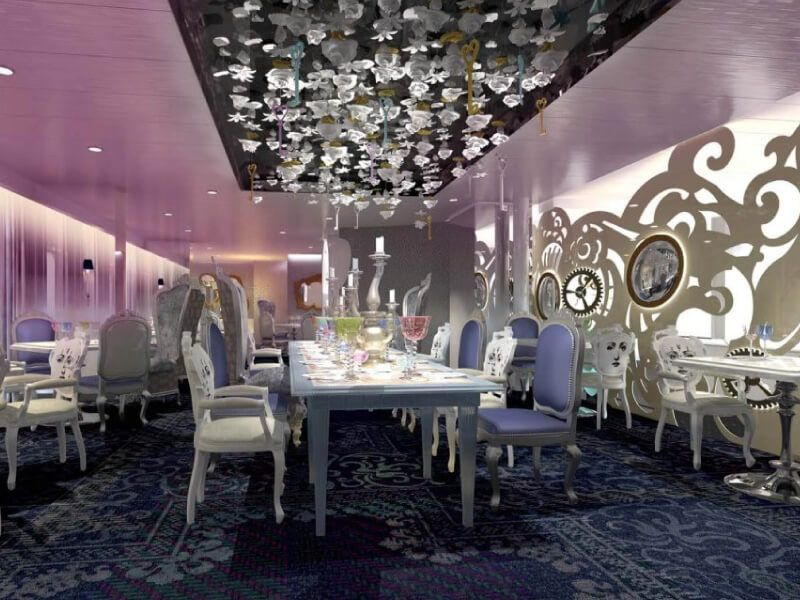 Restaurant-Wonderland-Quantum-OF-The-Seas