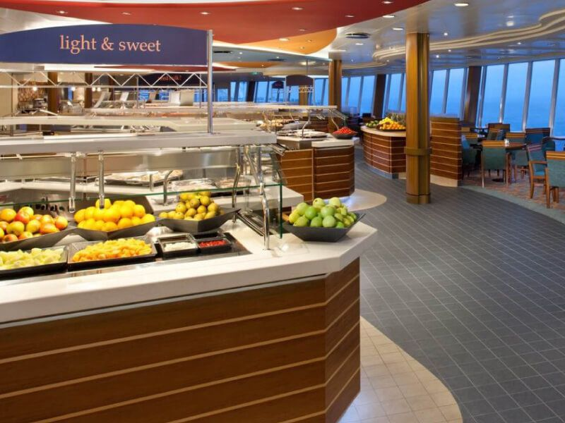 Buffet-Independence-of-the-Seas