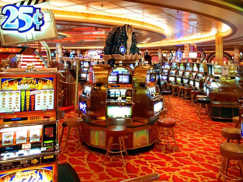 Casino du bateau de croisière Allure of the Seas
