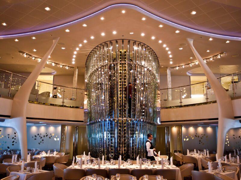 Le Grand Epernay Tower du bateau de croisière Celebrity Solstice