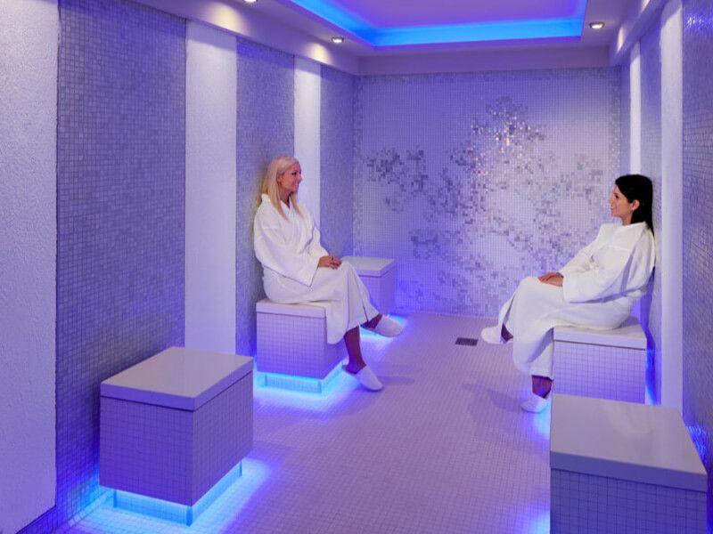 Cold Room du bateau de croisière Celebrity Reflection