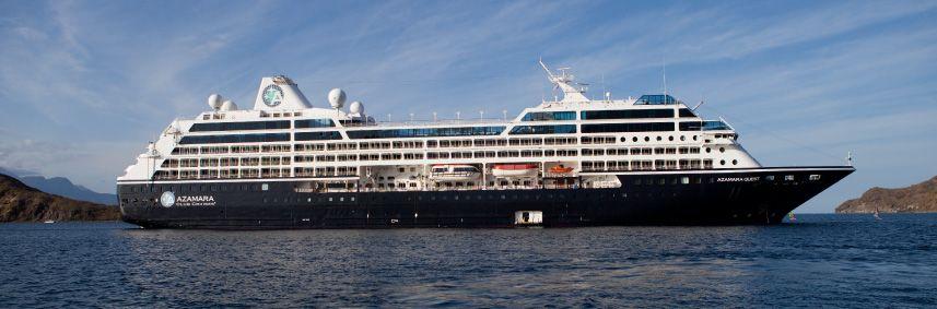 Photo du bateau de croisière Azamara Quest
