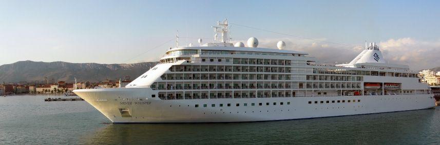 Photo du bateau de croisière Silver Whisper