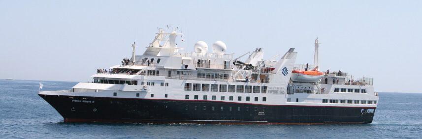 Photo du bateau de croisière Silver Explorer