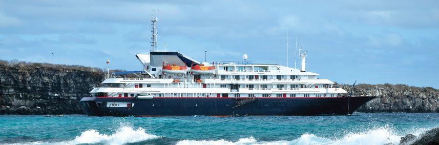 Photo du bateau de croisière Silver Galapagos