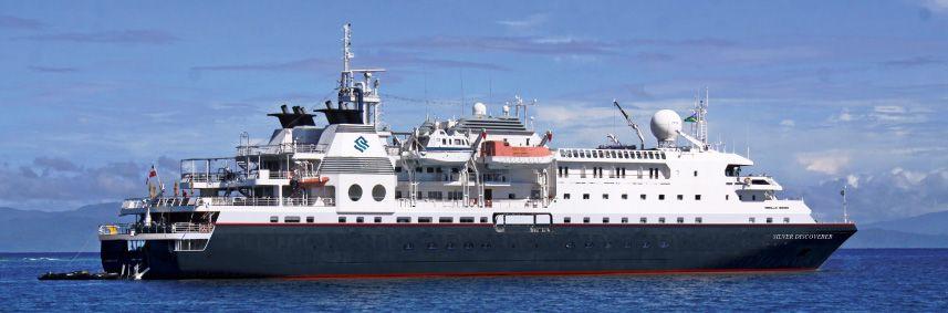 Photo du bateau de croisière Silver Discoverer