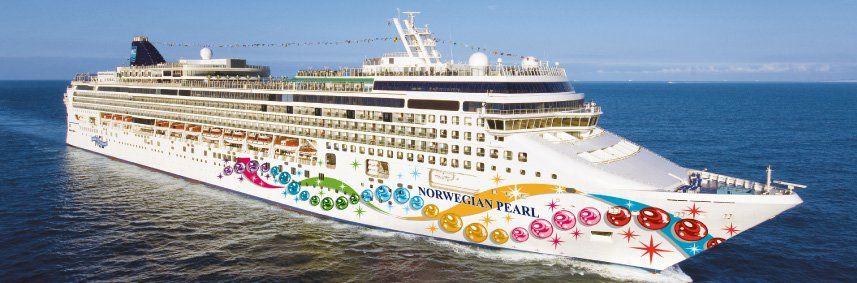 Photo du bateau de croisière Norwegian Pearl