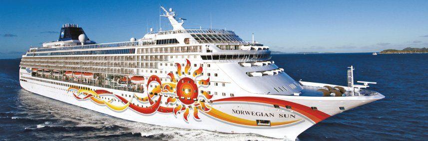 Photo du bateau de croisière Norwegian Sun