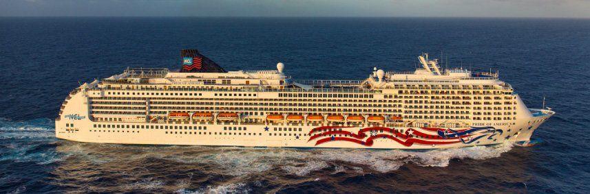 Photo du bateau de croisière Pride of America