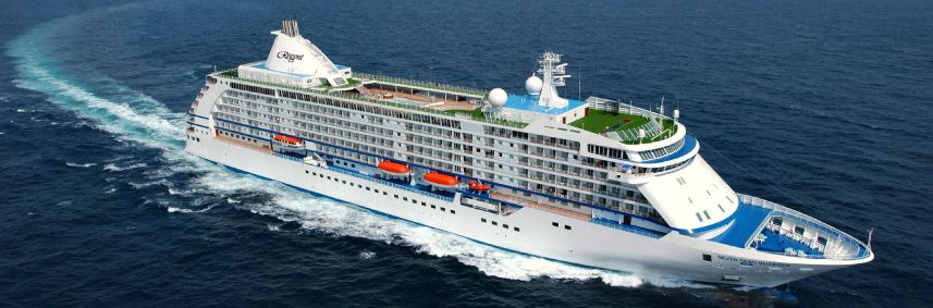 Photo du bateau de croisière Seven Seas Voyager