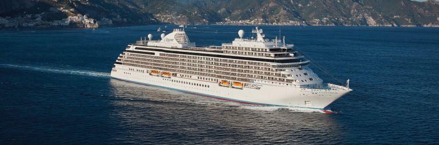 Photo du bateau de croisière Seven Seas Explorer