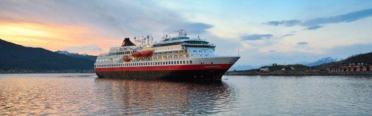 Photo du bateau de croisière MS Finnmarken