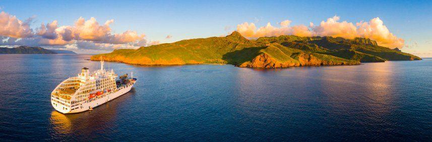 Photo du bateau de croisière Aranui 5