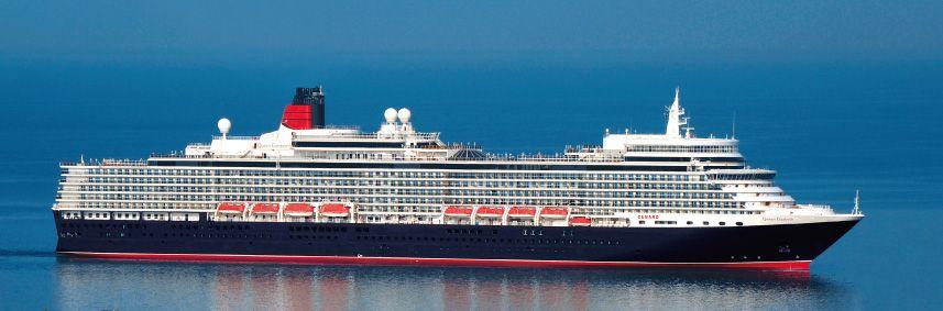 Photo du bateau de croisière Queen Elizabeth