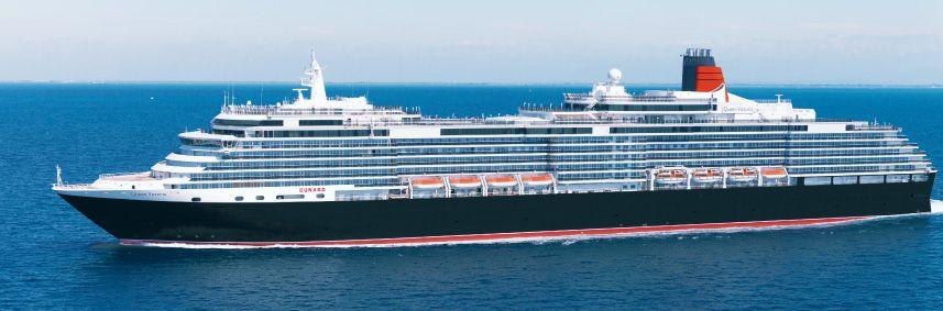 Photo du bateau de croisière Queen Victoria