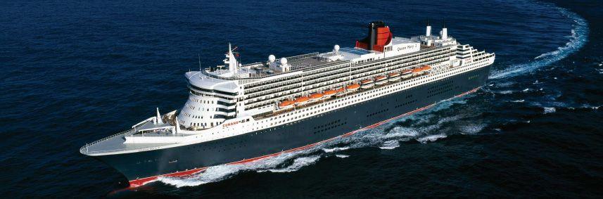 Photo du bateau de croisière Queen Mary 2