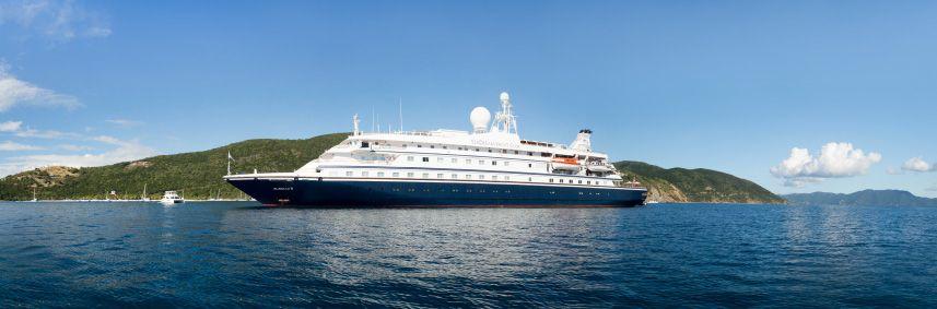 Photo du bateau de croisière SeaDream II