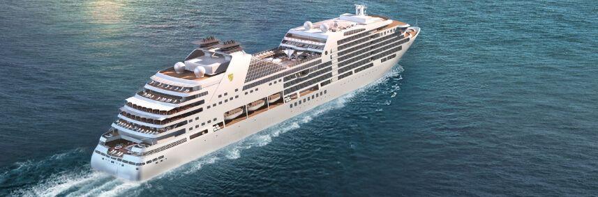 Photo du bateau de croisière Seabourn Encore