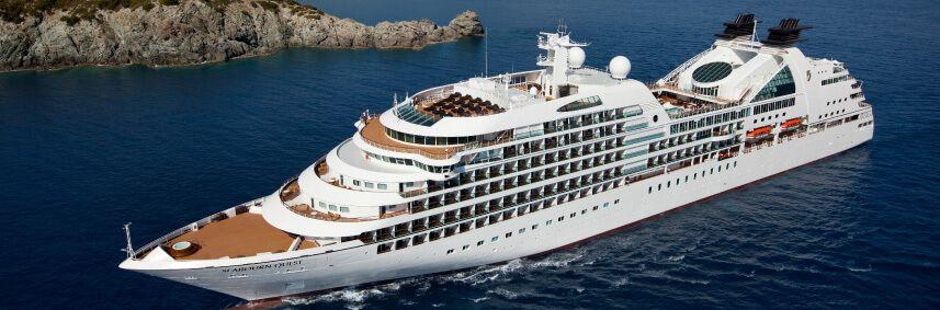 Photo du bateau de croisière Seabourn Quest