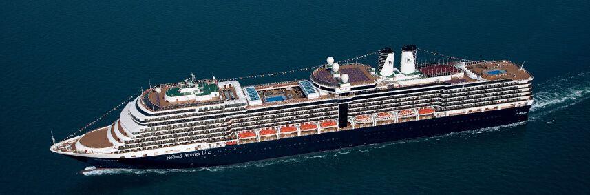Photo du bateau de croisière MS Nieuw Amsterdam