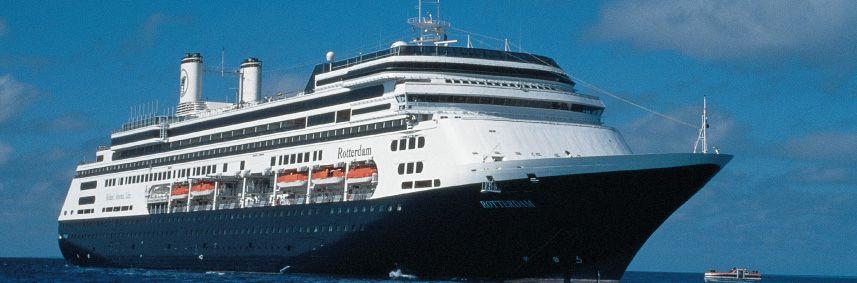 Photo du bateau de croisière MS Rotterdam