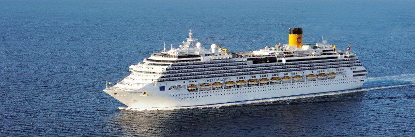 Photo du bateau de croisière Costa Fascinosa