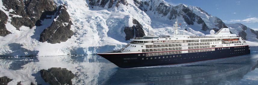 Photo du bateau de croisière Silver Expedition