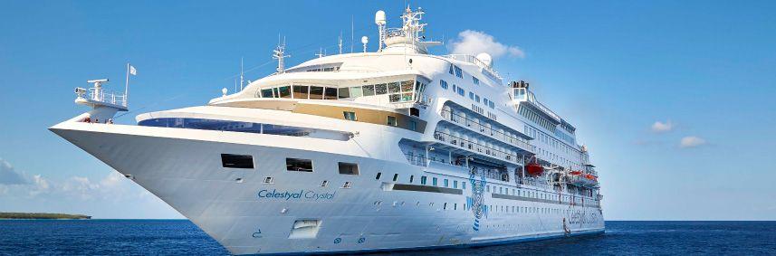 Photo du bateau de croisière Celestyal Crystal