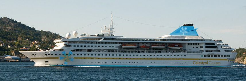 Photo du bateau de croisière Celestyal Nefeli