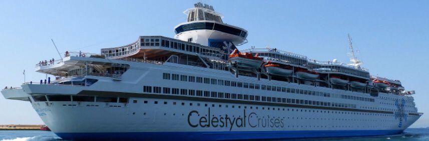 Photo du bateau de croisière Celestyal Olympia