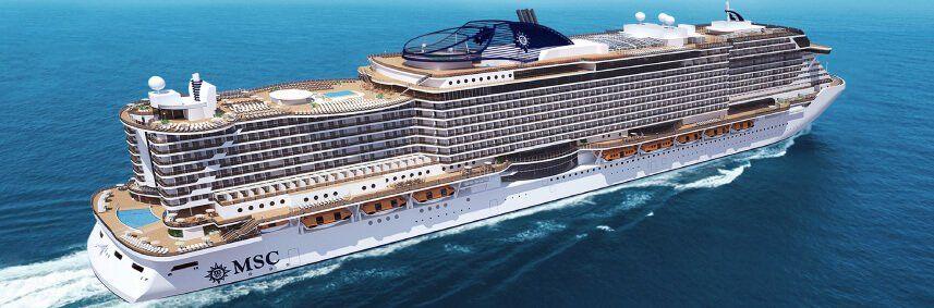 Photo du bateau de croisière MSC Seaview