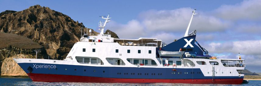 Photo du bateau de croisière Celebrity Xperience