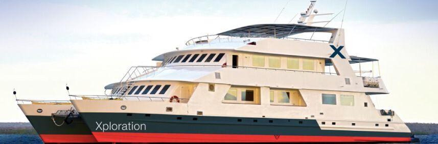 Photo du bateau de croisière Celebrity Xploration