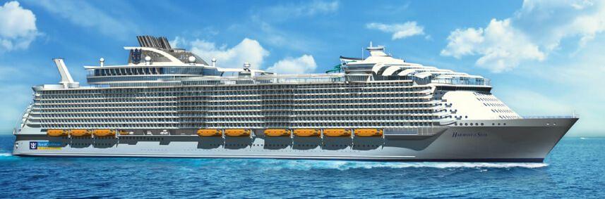 Symphony of the seas croisi res avis cabines photos - Place de port disponible mediterranee ...