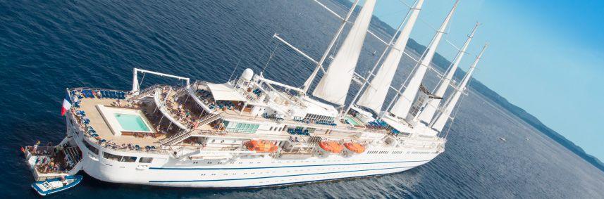Photo du bateau de croisière Club Med 2