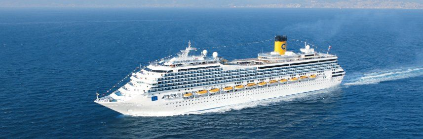 Photo du bateau de croisière Costa Magica