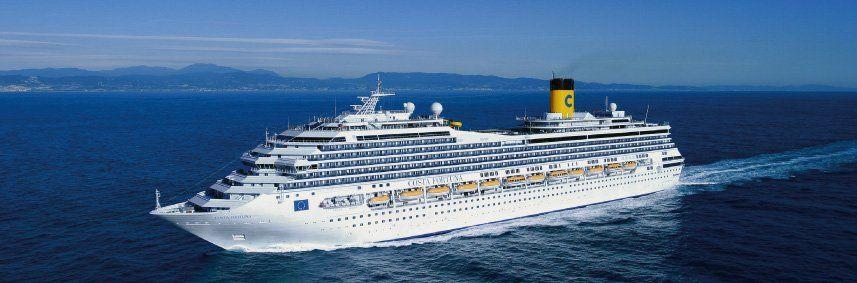 Photo du bateau de croisière Costa Fortuna