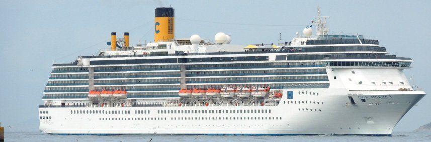 Photo du navire Croisière Costa Atlantica