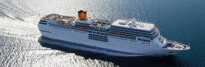 Photo du bateau de croisière Costa NeoRomantica