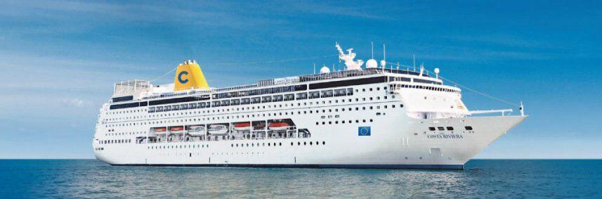 Photo du bateau de croisière Costa Neoriviera