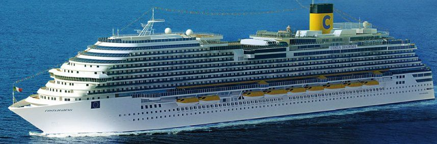 Photo du navire Croisière Costa Diadema