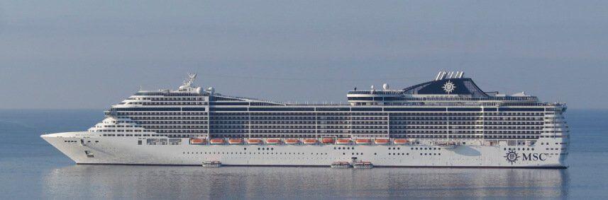 Photo du bateau de croisière MSC Fantasia