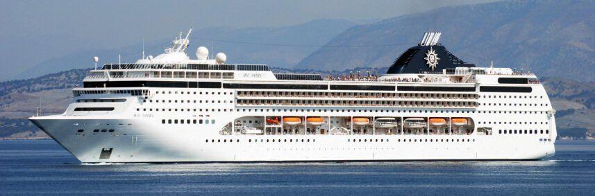 Photo du bateau de croisière MSC Opera