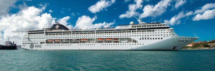 Photo du bateau de croisière Costa Lirica