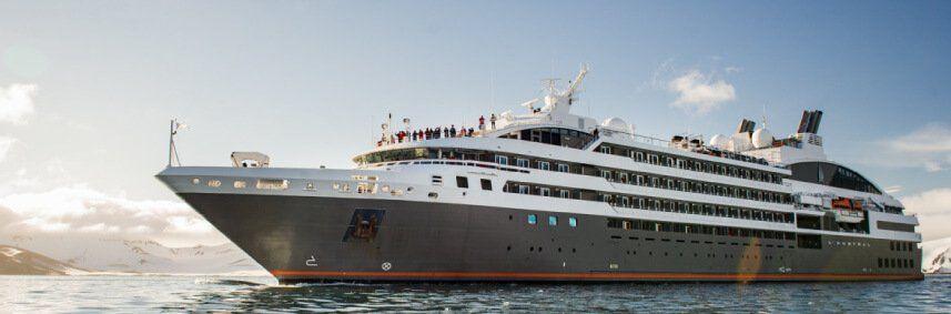 Photo du bateau de croisière  L'Austral