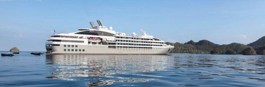 Photo du bateau de croisière Le Soléal