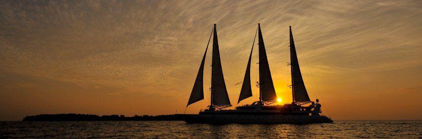 Photo du voilier de croisière Le Ponant