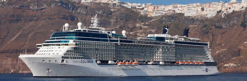 Photo du bateau de croisière Celebrity Equinox